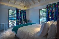 airy and sunny Saint Barth Villa Yellow Bird luxury holiday home, vacation rental