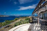 awesome seafront Saint Barth Villa Yellow Bird luxury holiday home, vacation rental