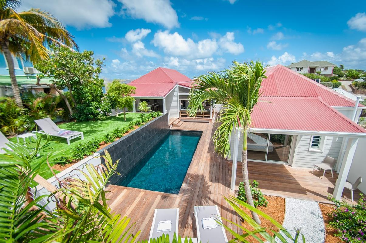 amazing Saint Barth Villa Kaloo luxury holiday home, vacation rental