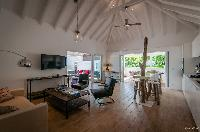 spacious Saint Barth Villa Kaloo luxury holiday home, vacation rental