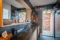 nice lavatory in Saint Barth Villa Kaloo luxury holiday home, vacation rental