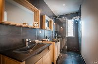 clean lavatory in Saint Barth Villa Kaloo luxury holiday home, vacation rental