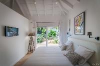 fully furnished Saint Barth Villa Kaloo luxury holiday home, vacation rental