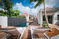 perfect Saint Barth Villa Kaloo luxury holiday home, vacation rental