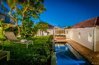awesome pool of Saint Barth Villa Kaloo luxury holiday home, vacation rental