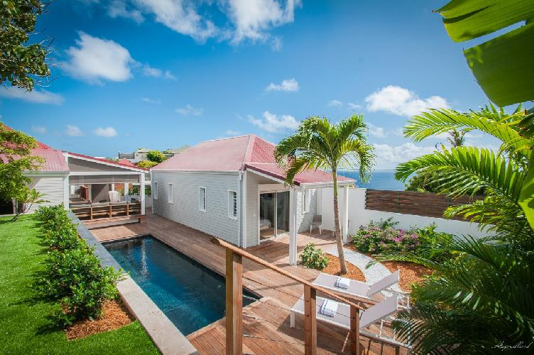 awesome Saint Barth Villa Kaloo luxury holiday home, vacation rental