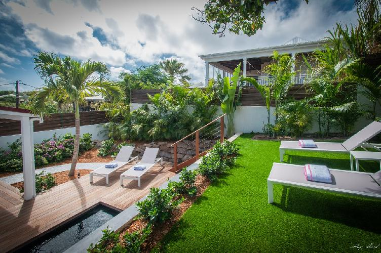fabulous Saint Barth Villa Kaloo luxury holiday home, vacation rental