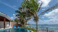 beautiful sea view from Saint Barth Villa Key Lime luxury holiday home, vacation rental
