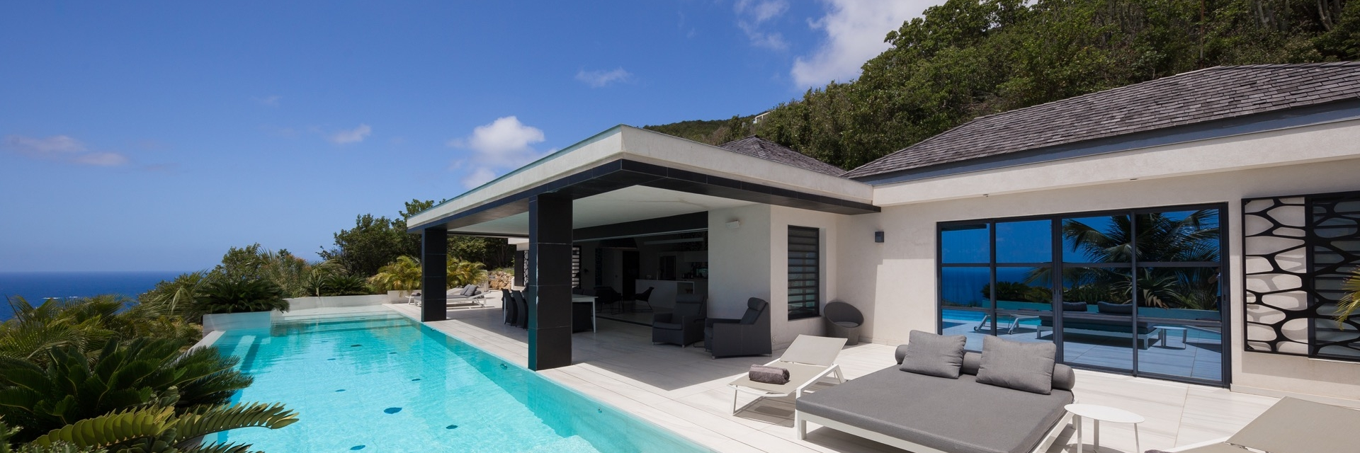 Saint Barth Villa - Rose Dog