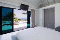 bright and breezy Saint Barth Villa Rose Dog luxury holiday home, vacation rental