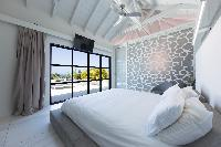 breezy and bright Saint Barth Villa Rose Dog luxury holiday home, vacation rental