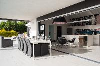 well-appointed Saint Barth Villa Rose Dog luxury holiday home, vacation rental