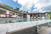 cool surroundings of Saint Barth Villa Castle Rock luxury holiday home, vacation rental