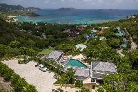 splendid Saint Barth Villa Castle Rock luxury holiday home, vacation rental