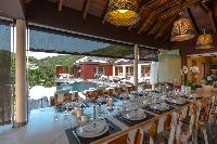 amazing Saint Barth Villa Castle Rock luxury holiday home, vacation rental