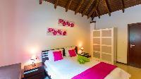 lovely bedroom of Saint Barth Luxury Villa Estrela holiday home, vacation rental