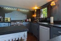 modern kitchen appliances in Saint Barth Villa Lama luxury holiday home, vacation rental