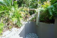 lush garden of Saint Barth Villa Lama luxury holiday home, vacation rental