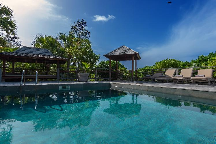 beautiful Saint Barth Villa Lama luxury holiday home, vacation rental