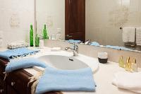clean lavatory in Saint Barth Villa Tourterelle luxury holiday home, vacation rental