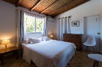 clean bedroom linens in Saint Barth Villa Tourterelle luxury holiday home, vacation rental