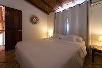 clean bed sheets in Saint Barth Villa Tourterelle luxury holiday home, vacation rental