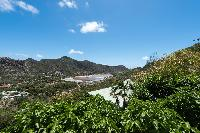 lush surroundings of Saint Barth Villa Tourterelle luxury holiday home, vacation rental