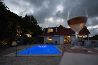 lovely surroundings of Saint Barth Villa Tourterelle luxury holiday home, vacation rental