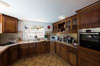 cool kitchen of Saint Barth Villa Tourterelle luxury holiday home, vacation rental