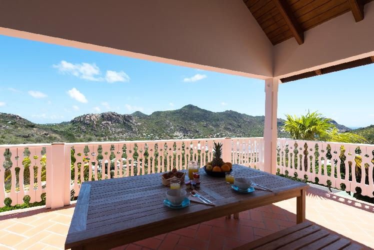 fantastic Saint Barth Villa Tourterelle luxury holiday home, vacation rental