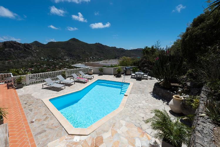 fabulous Saint Barth Villa Tourterelle luxury holiday home, vacation rental