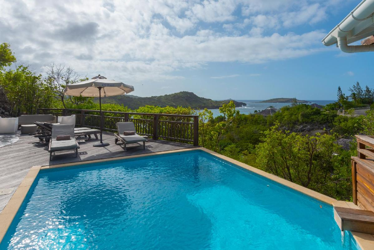Saint Barth - Villa Lagon Jaune Estate