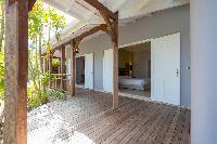 pleasant Saint Barth Villa Lagon Jaune Estate luxury holiday home, vacation rental