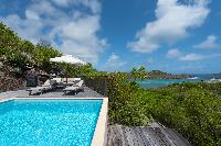 amazing Saint Barth Villa Lagon Jaune Estate luxury holiday home, vacation rental