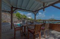 fully furnished Saint Barth Villa Lagon Jaune Estate luxury holiday home, vacation rental