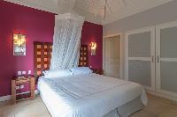 adorable bedroom in Saint Barth Villa Lagon Jaune Estate luxury holiday home, vacation rental