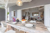 charming Saint Barth Villa Lagon Jaune Estate luxury holiday home, vacation rental