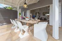 chic Saint Barth Villa Lagon Jaune Estate luxury holiday home, vacation rental