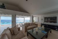 cool living room of Saint Barth Luxury Villa Gouverneur Estate holiday home, vacation rental