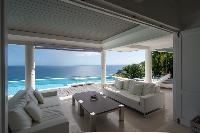 breezy and bright Saint Barth Luxury Villa Gouverneur Estate holiday home, vacation rental