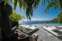 beautiful seaside Saint Barth Luxury Villa Gouverneur Estate holiday home, vacation rental