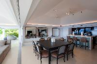 airy and sunny Saint Barth Luxury Villa Gouverneur Estate holiday home, vacation rental
