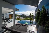 fantastic pool of Saint Barth Luxury Villa Gouverneur Estate holiday home, vacation rental