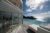 amazing seaside Saint Barth Luxury Villa Gouverneur Estate holiday home, vacation rental