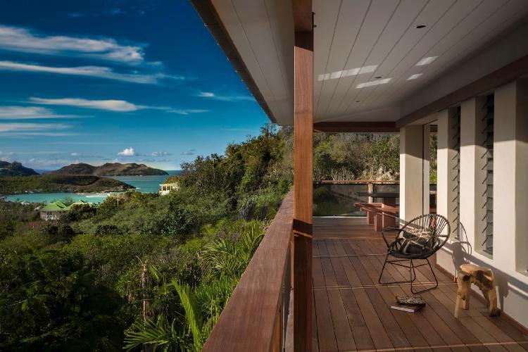 marvelous Saint Barth Villa Apache luxury holiday home, vacation rental