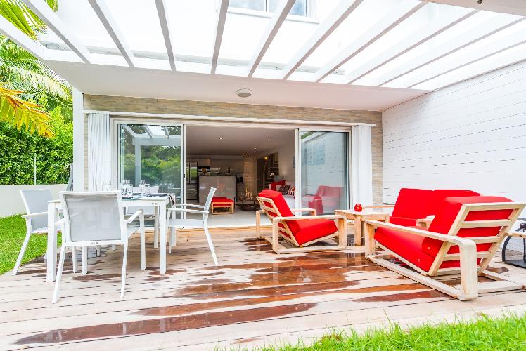 beautiful Saint Barth Luxury Villa Florelien holiday home, vacation rental