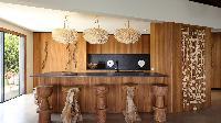cool bar at Saint Barth Villa Ixfalia luxury holiday home, vacation rental