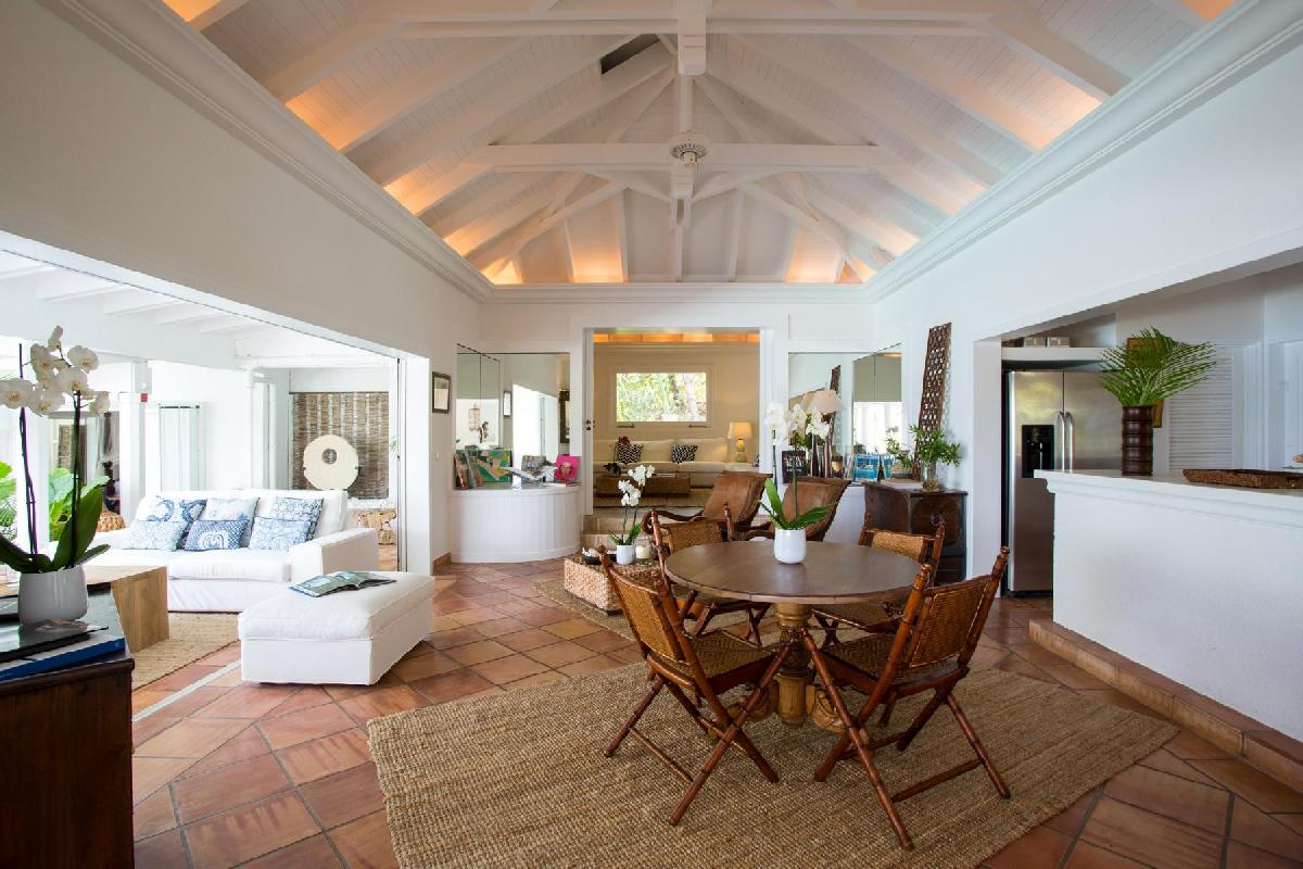 chic Saint Barth Luxury Villa Cocoland holiday home, vacation rental