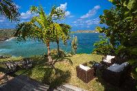 perfect beachfront Saint Barth Luxury Villa Cocoland holiday home, vacation rental