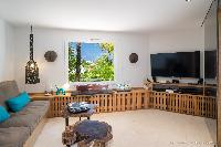 fully furnished Saint Barth Villa Rose Des Vents holiday home, luxury vacation rental
